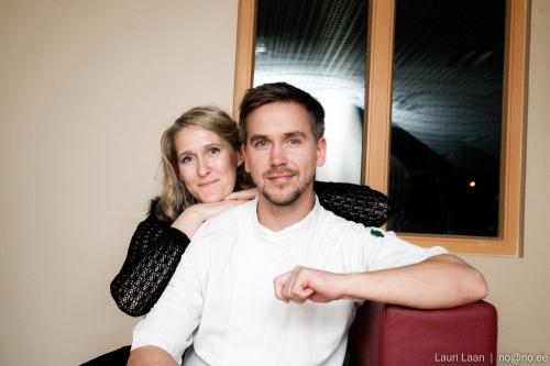 Angelica Udeküll & Peeter Pihel